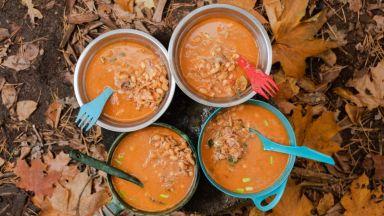 Зимен пикник със супа: Излезте сред природата дори и в делник