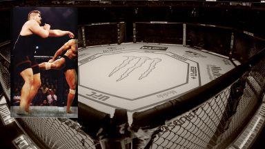 Коронавирусът погуби Полярната мечка, един от пионерите на UFC