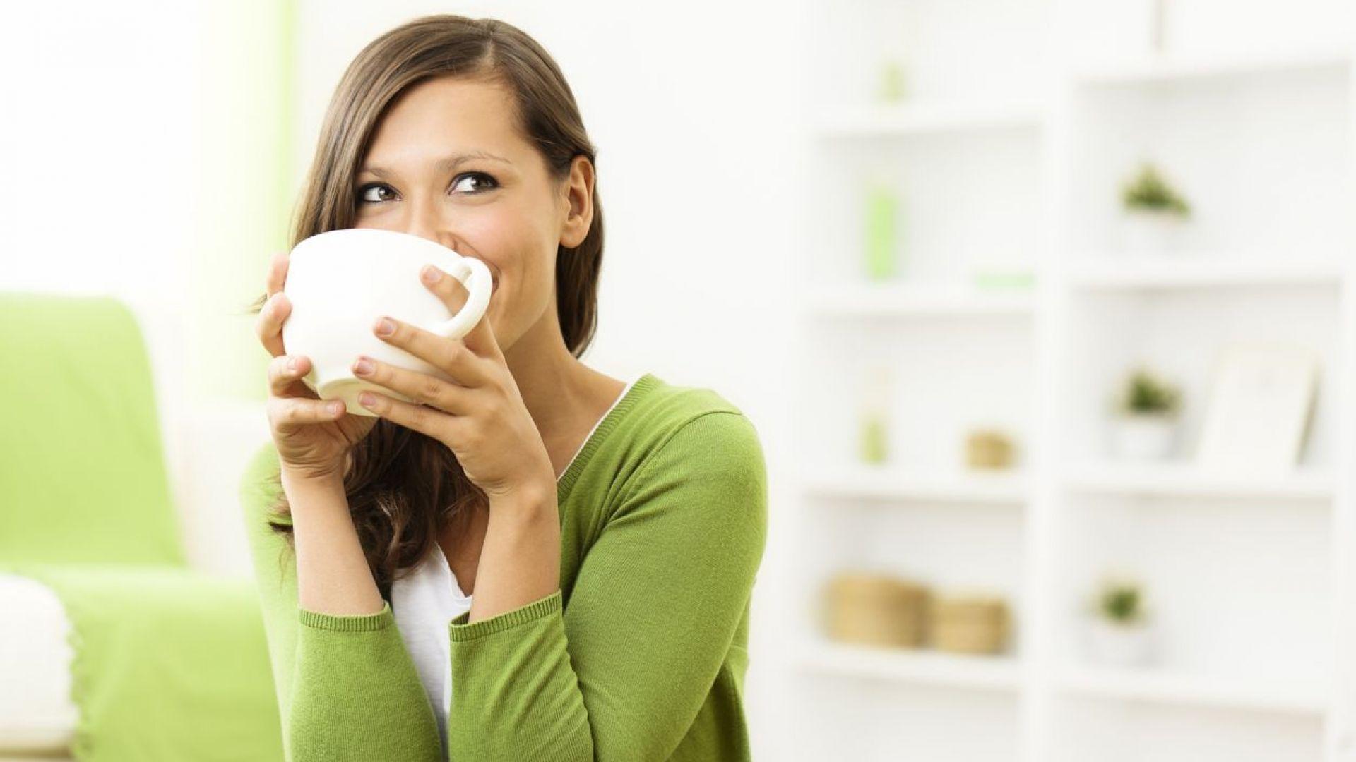 Кафето и черният шоколад ни правят щастливи