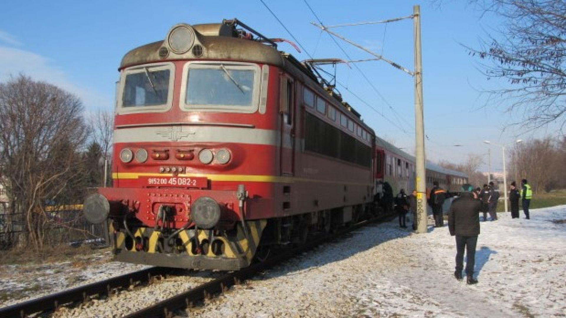 Влак уби на място жена в Ловешко
