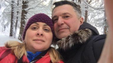 Любимата на Милен Цветков със сърцераздирателно послание за 9 месеца от смъртта му