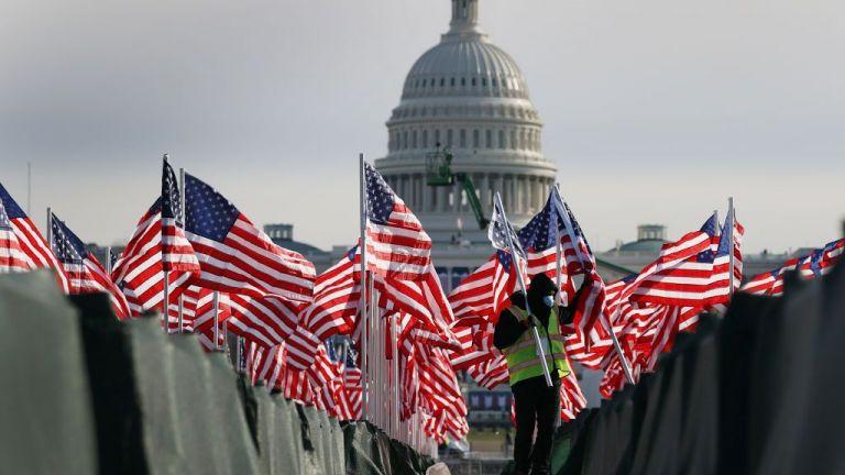 Безпрецедентни са мерките за сигурност във Вашингтон часове преди церемонията