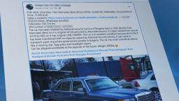 Автокъща продава кола на Тодор Живков за 12 хил. евро
