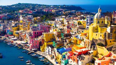 Остров Прочида е италианската столица на културата 2022