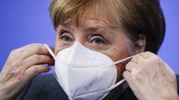 Германия удължава срока на ограничителните мерки заради  коронавируса до 14 февруари
