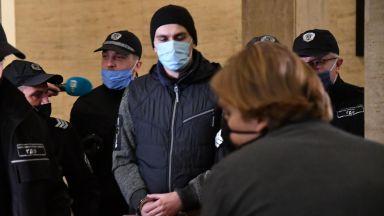 20 г. затвор за Викторио Александров, убил Дарина и дъщеря си Никол