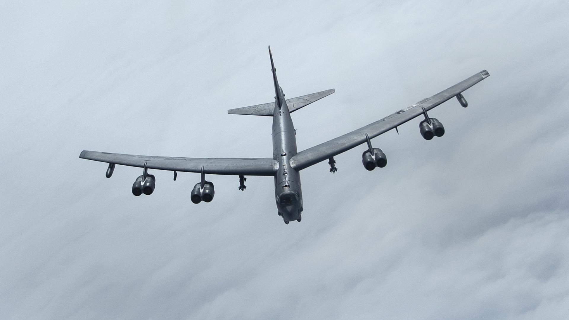 Москва обвини САЩ в провокация заради учения над Балтийско море