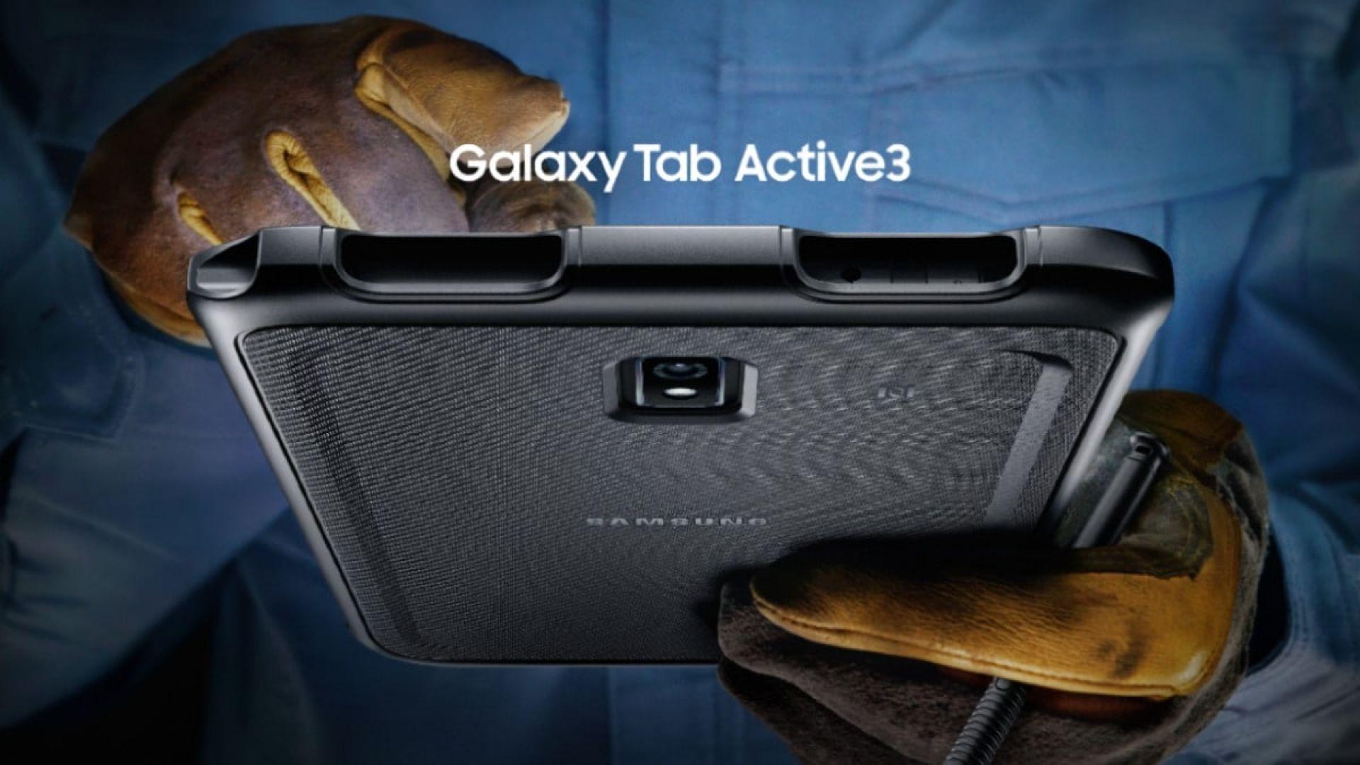 Samsung представи новия си заздравен таблет