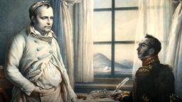 Уникален ръкопис с бележки на Наполеон ще търси купувач срещу 1 милион евро