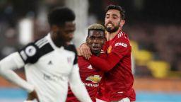 Супер гол на Погба измъкна Юнайтед за нов обрат при гостуване