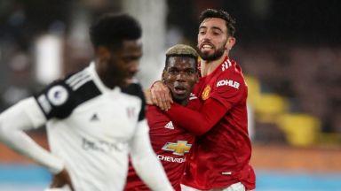 Бруно Фернандеш поставил интересно условие за оставането си в Юнайтед