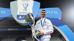 Роналдо вдъхнови Ювентус за още един трофей