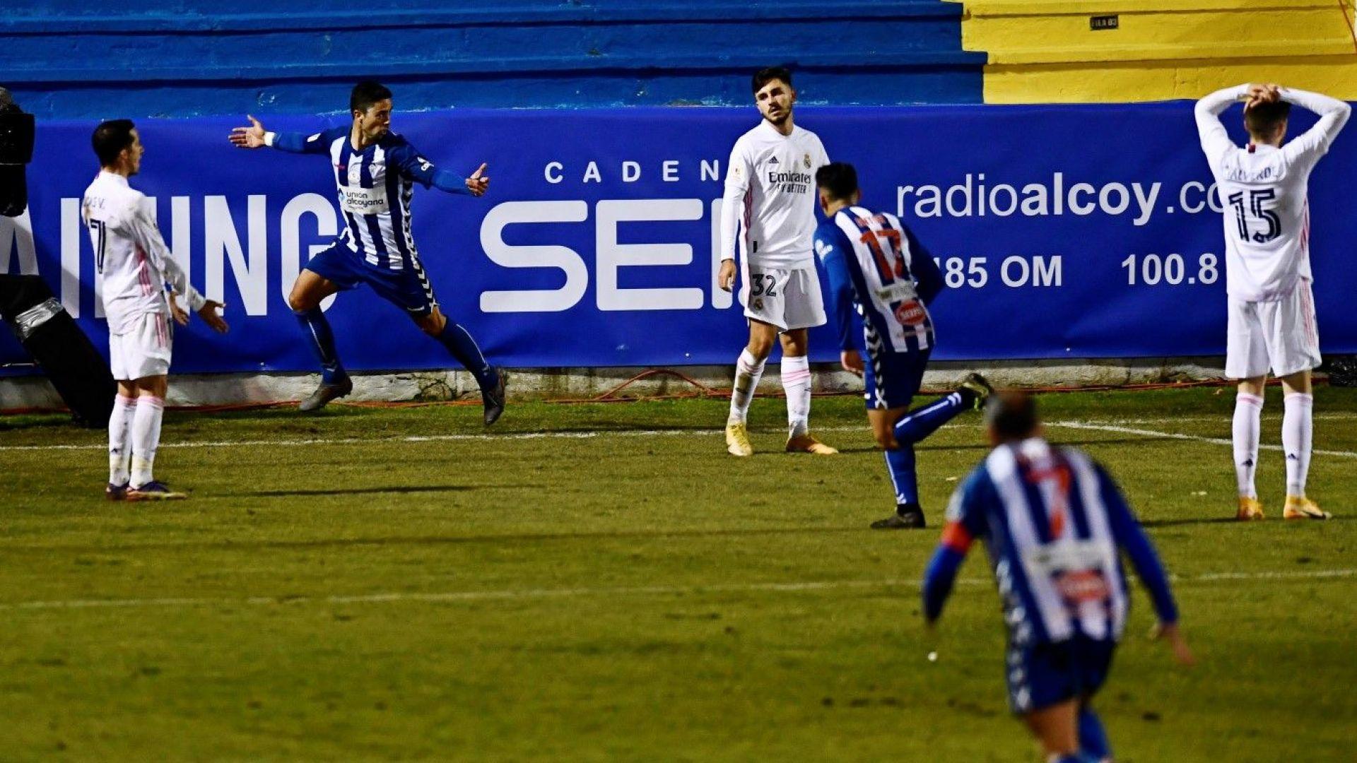 10 герои от трета лига унижиха Реал и изправиха Зидан пред уволнение