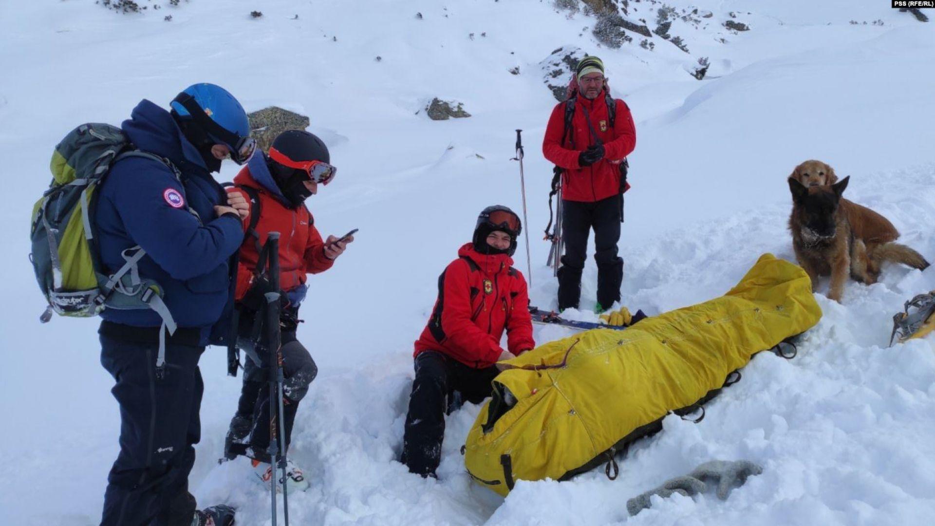 Откриха тялото на изчезналия преди 2 месеца сноубордист в Рила