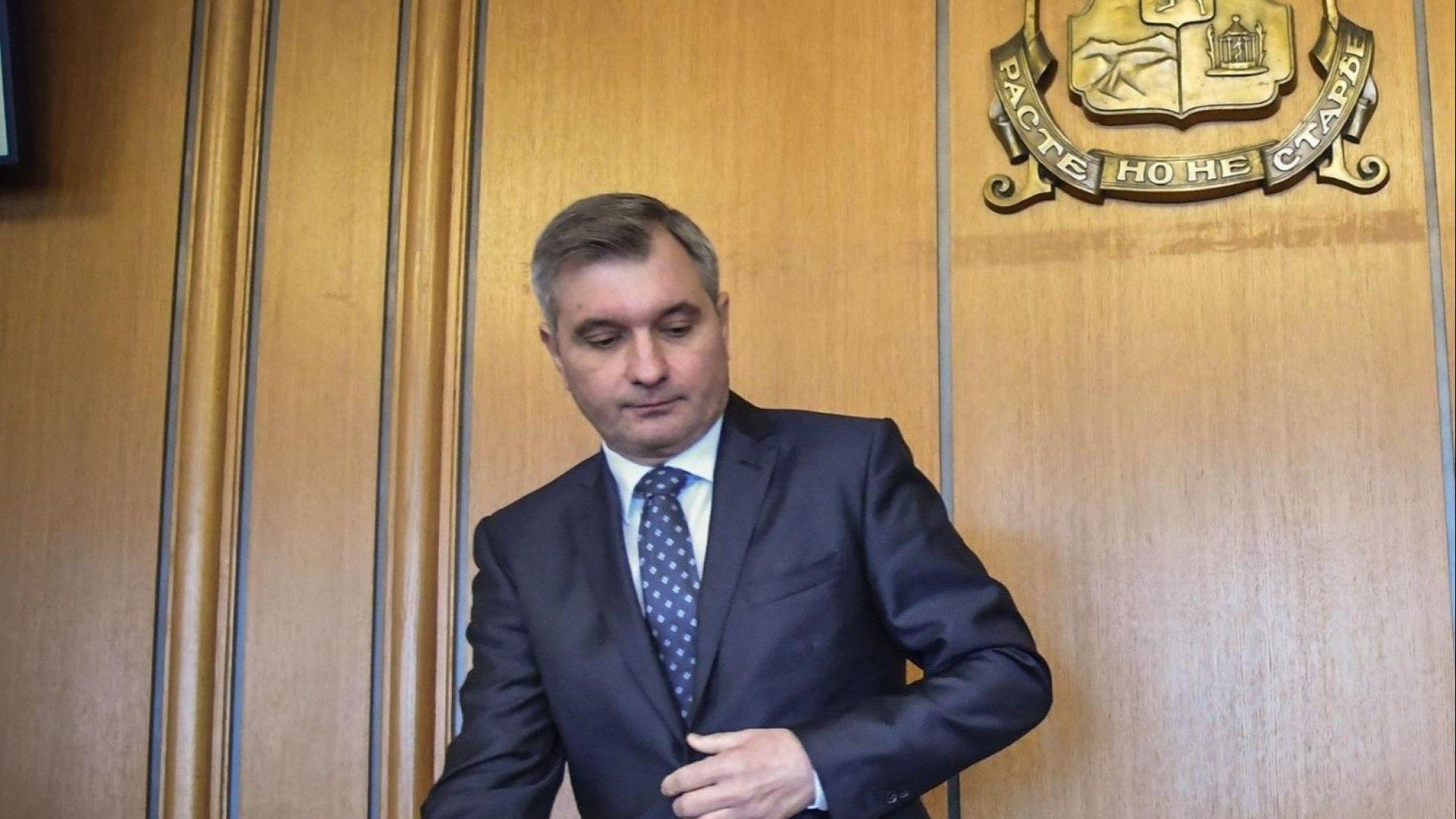 Елен Герджиков подава оставка като председател на СОС и общински съветник