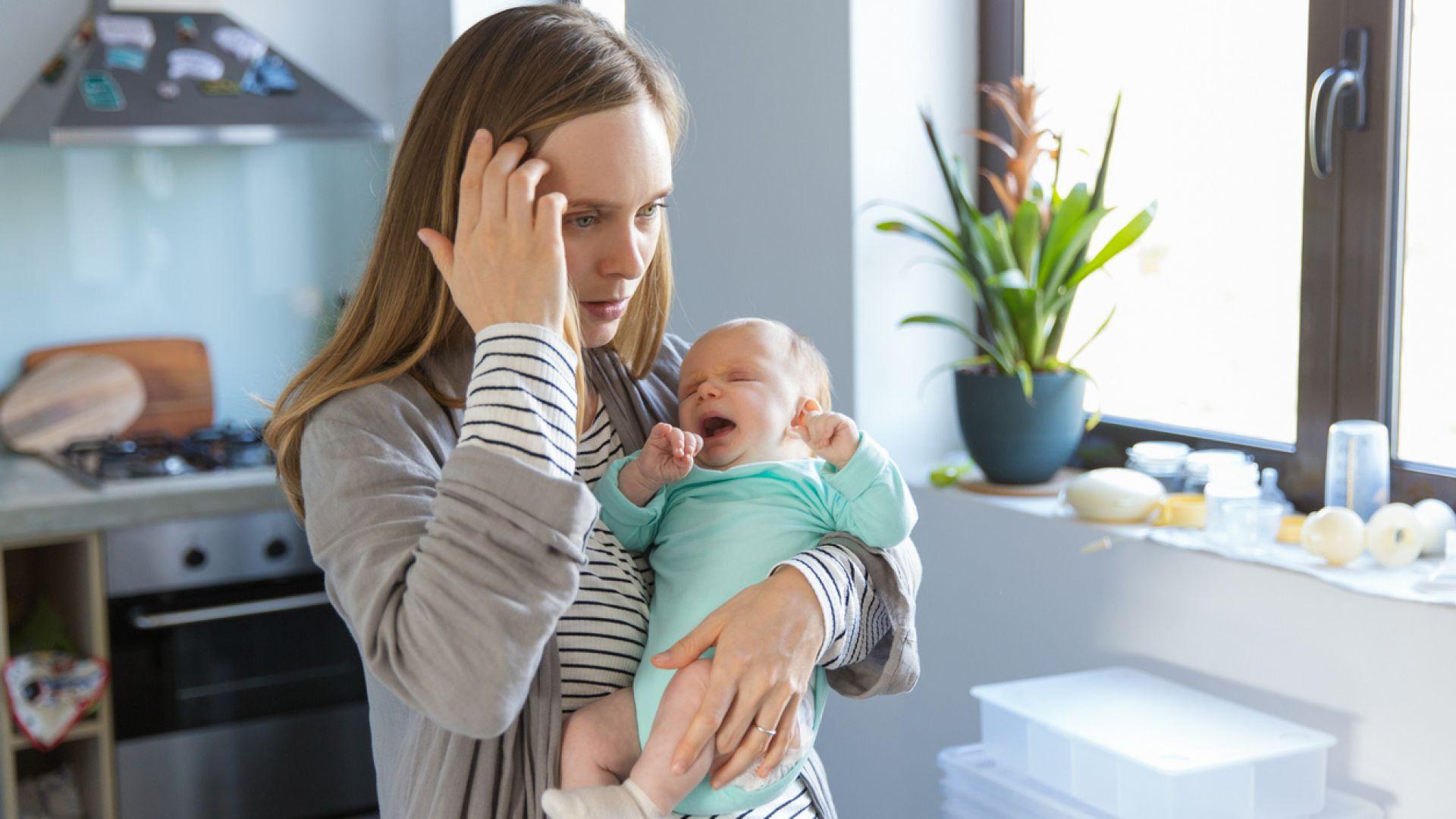 Европейките раждат първото си дете все по-късно