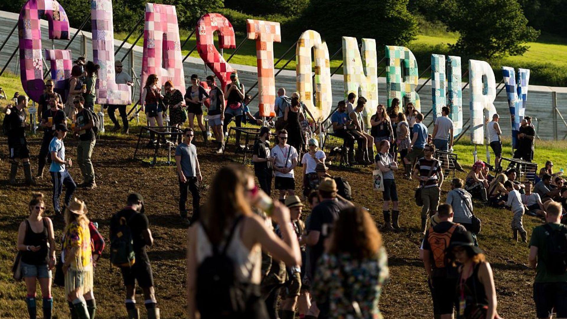 Въпреки 50-ата му годишнина, фестивалът Гластънбъри беше отменен