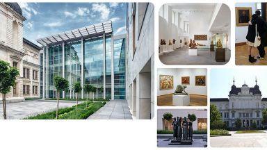 Музейни турове в Квадрат 500 разказват историята на част от над 1 600 творби