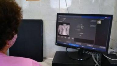Ковид отделението в разградската болница прави една от най-бързата и прецизна диагностика