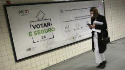 Избори при локдаун:  португалците се готвят да преизберат президента си