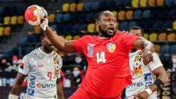 Конго и 130-килограмовата му сензация танцуваха лудо след историческа победа