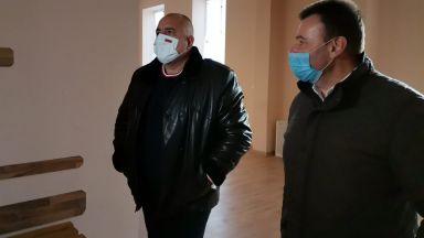 Борисов: Оглушително е мълчанието на Румен Радев за Навални (видео)