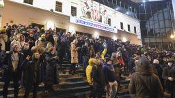 Привърженици на Навални призовават за митинг пред централата на ФСБ