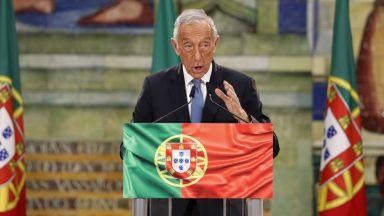 Президентът на Португалия Марселу Ребелу де Соуза е преизбран за втори мандат