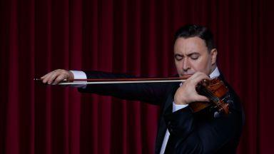 "Носителят на ""Грами"" Максим Венгеров гостува на Софийската филхармония"