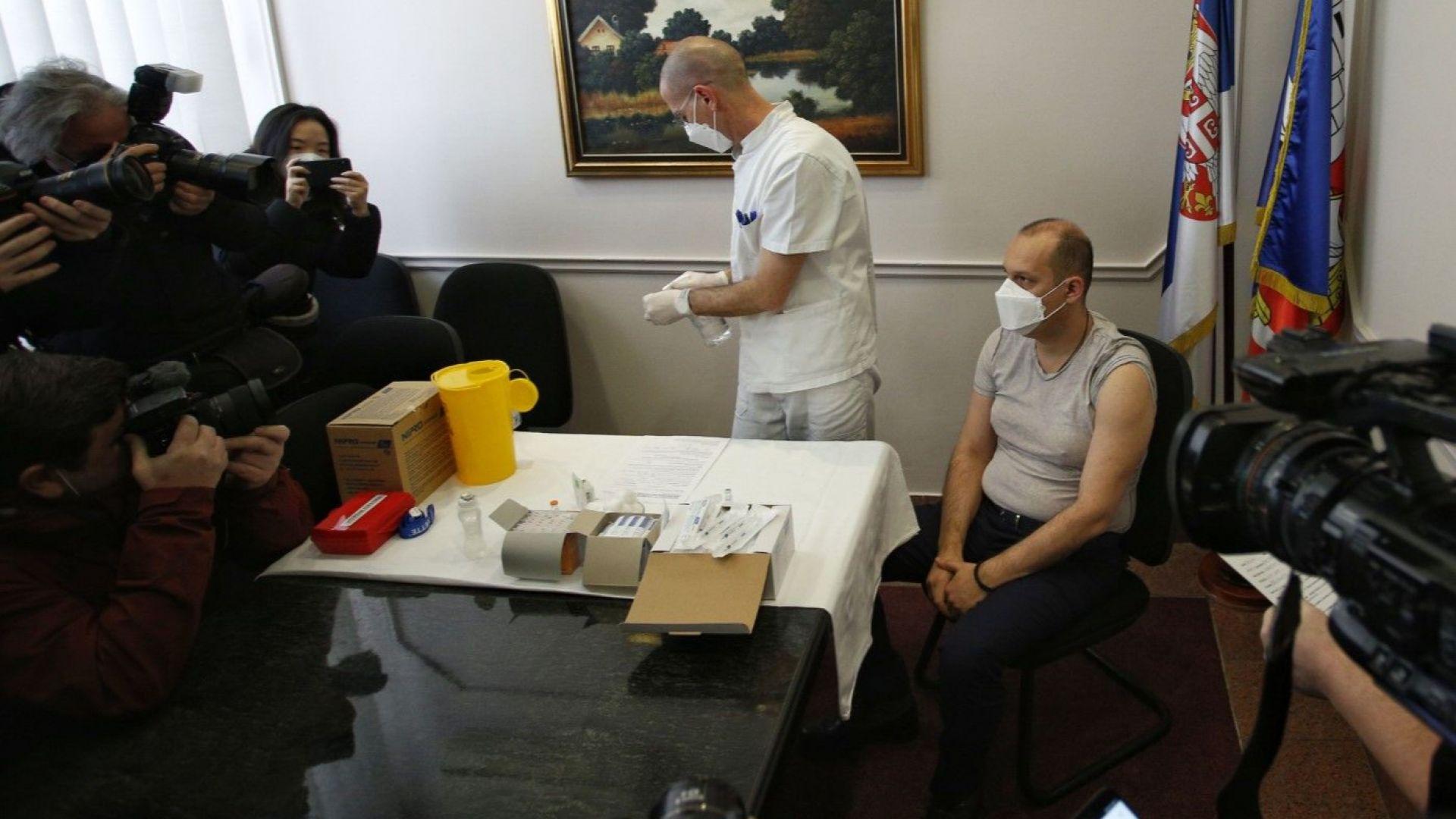 Сръбският вариант за справяне с пандемията и ваксинация