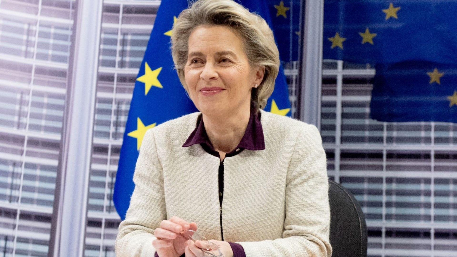 ЕК: Държавите от ЕС могат да предприемат мерки срещу производителите на ваксини за забавени доставки