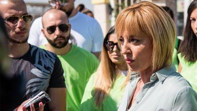 Манолова: Събрахме над половината от необходимите доброволци за изборите