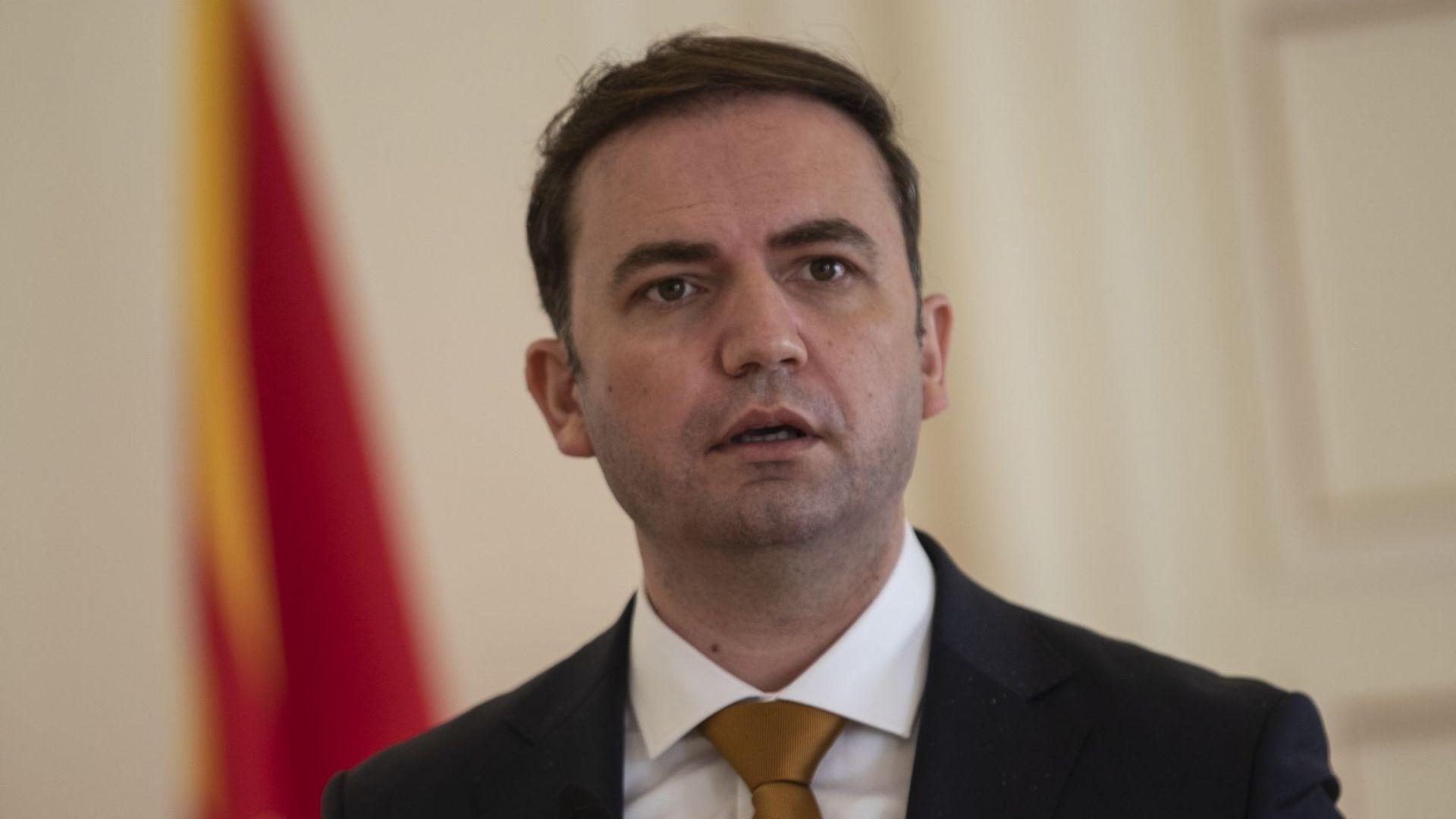 Северна Македония иска ЕС да осигури ваксини за Западните Балкани
