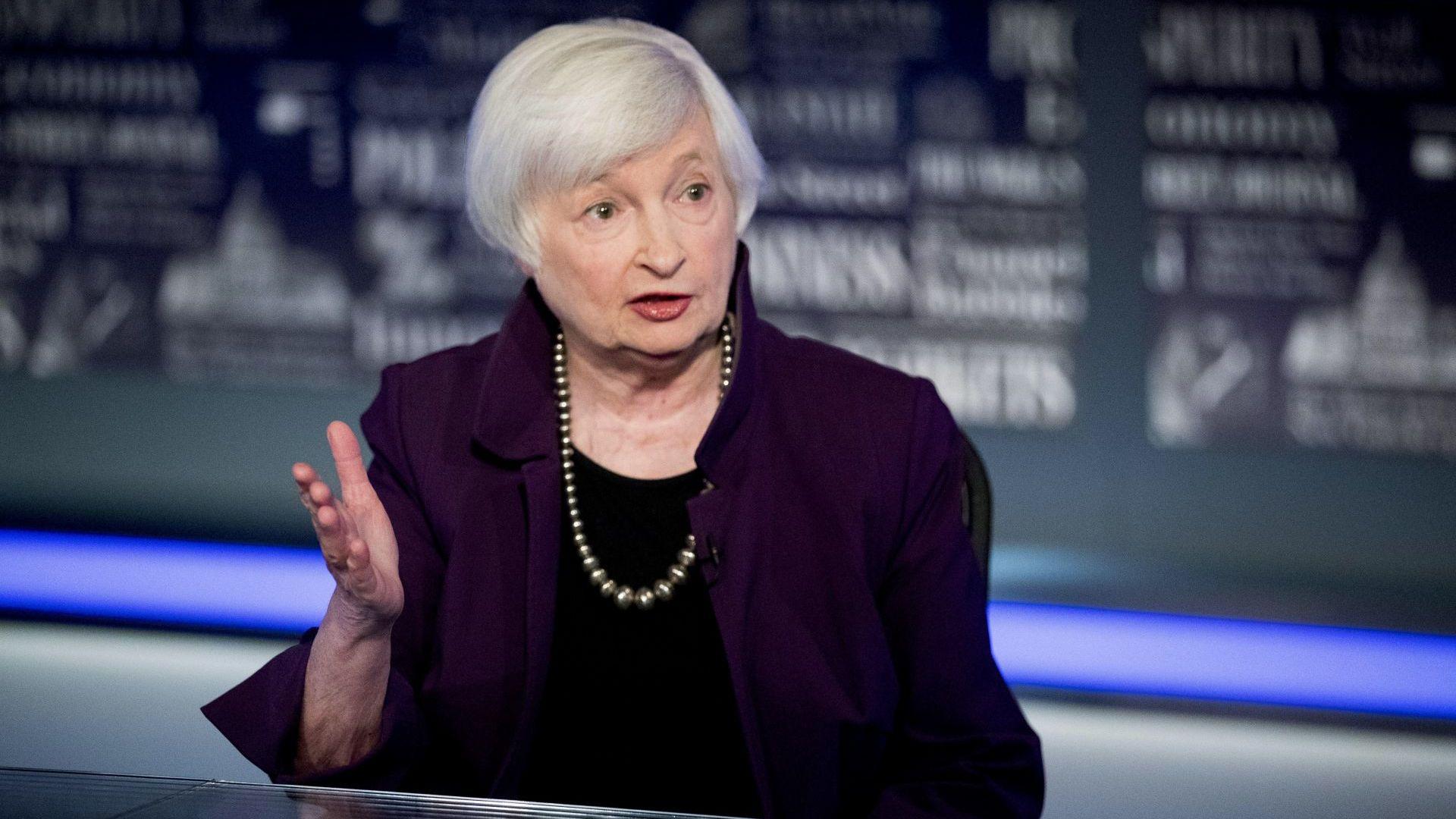 Джанет Йелън стана първата жена финансов министър на САЩ