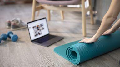 Онлайн фитнес и след отварянето на залите
