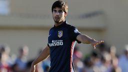"""""""Левски"""" си хареса юноша на Атлетико (Мадрид) за центъра на отбраната"""