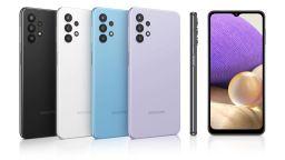 Samsung представи Galaxy A32 5G