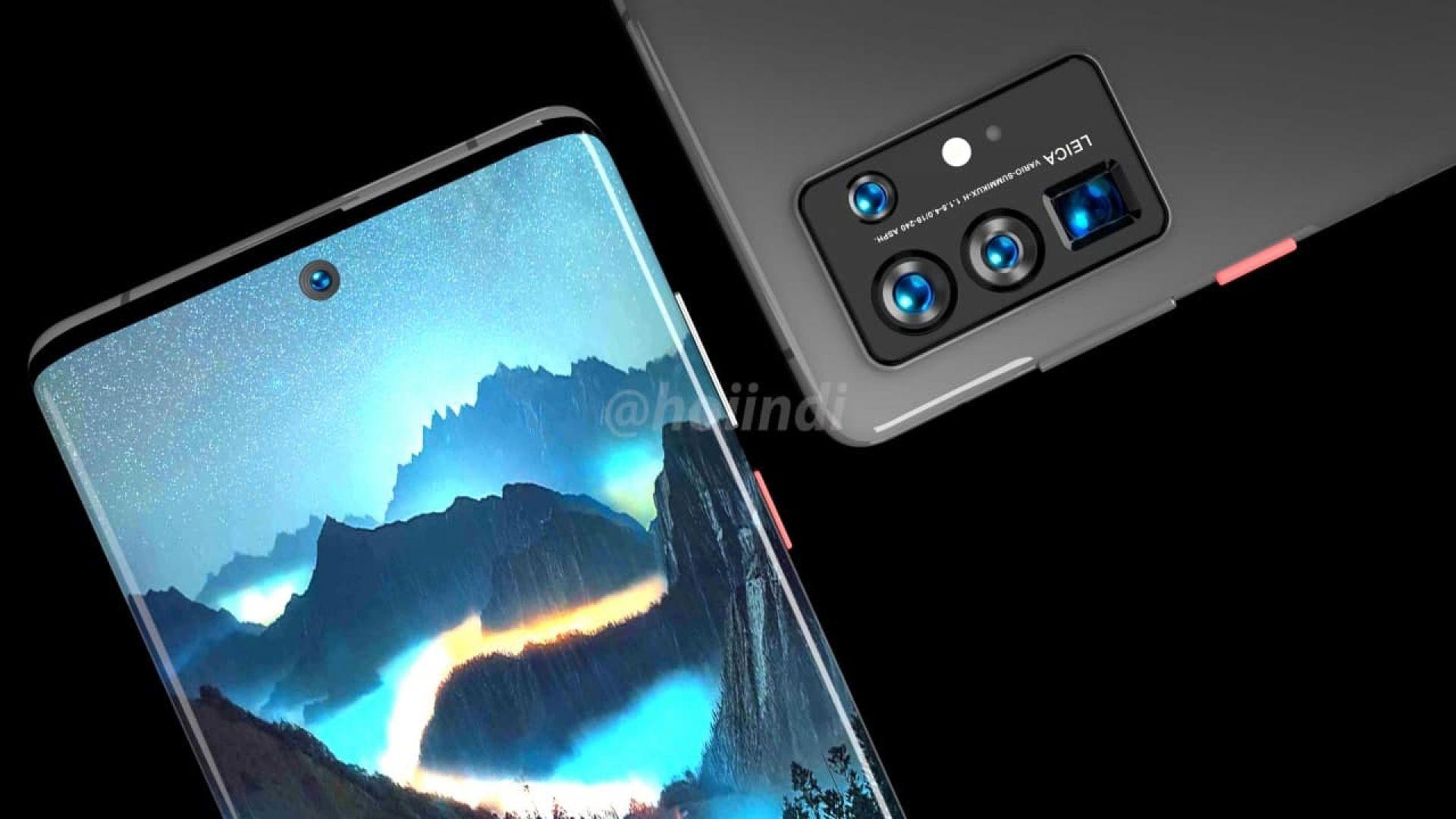 Huawei може да въведе нов дизайн на камерата в серия P50
