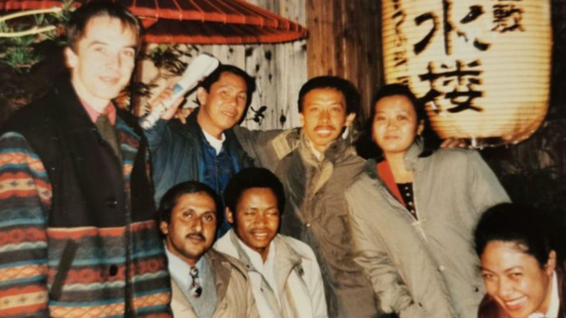В Киото по време на специализация