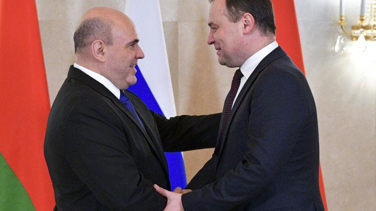 Русия и Беларус ще произвеждат съвместно на беларуска територия руската