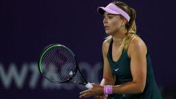 Тенисистка с положителен тест в Мелбърн: Изоставена съм, имам клаустрофобия и паник атаки