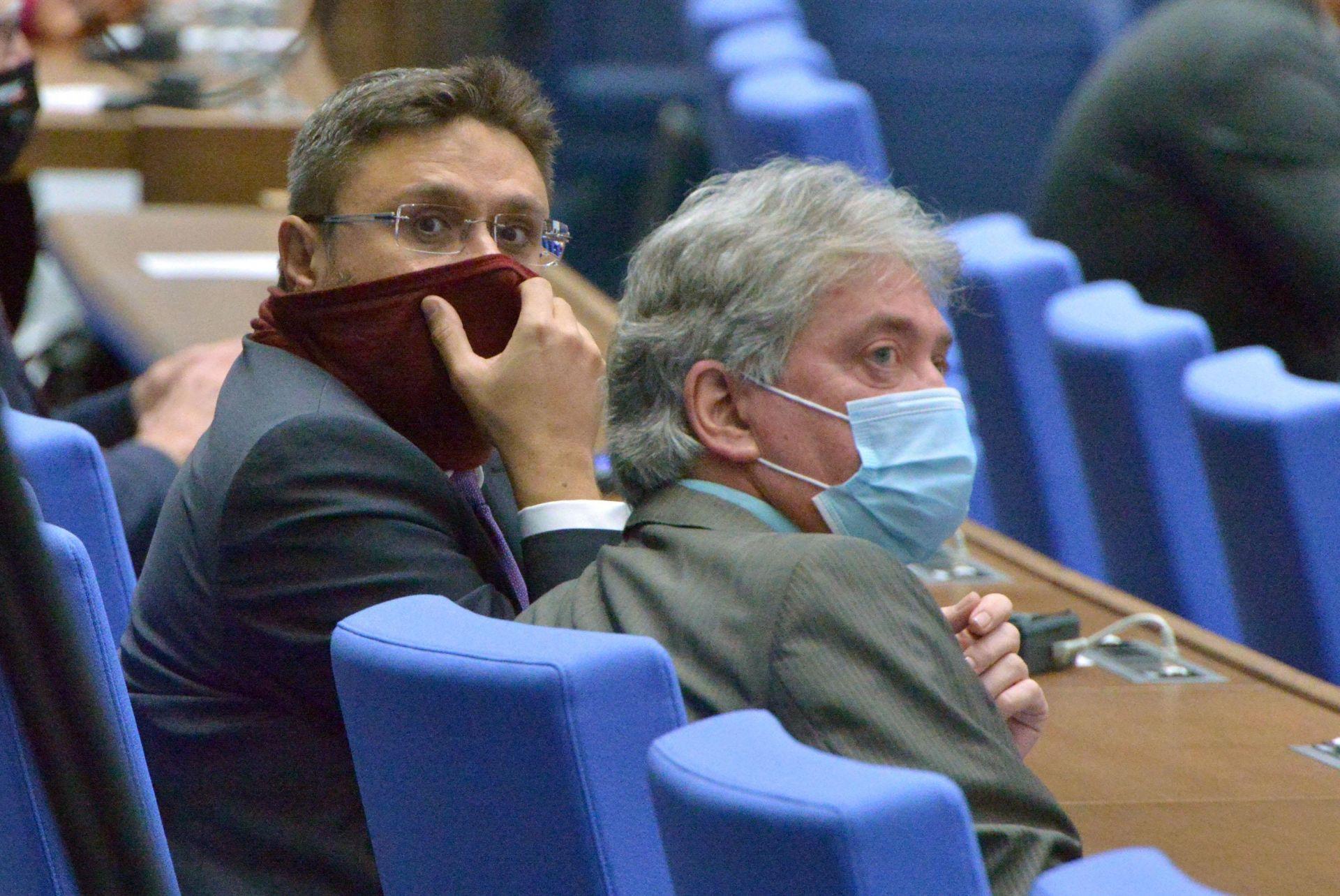 Кирил Вълчев и Ивайло Данаилов