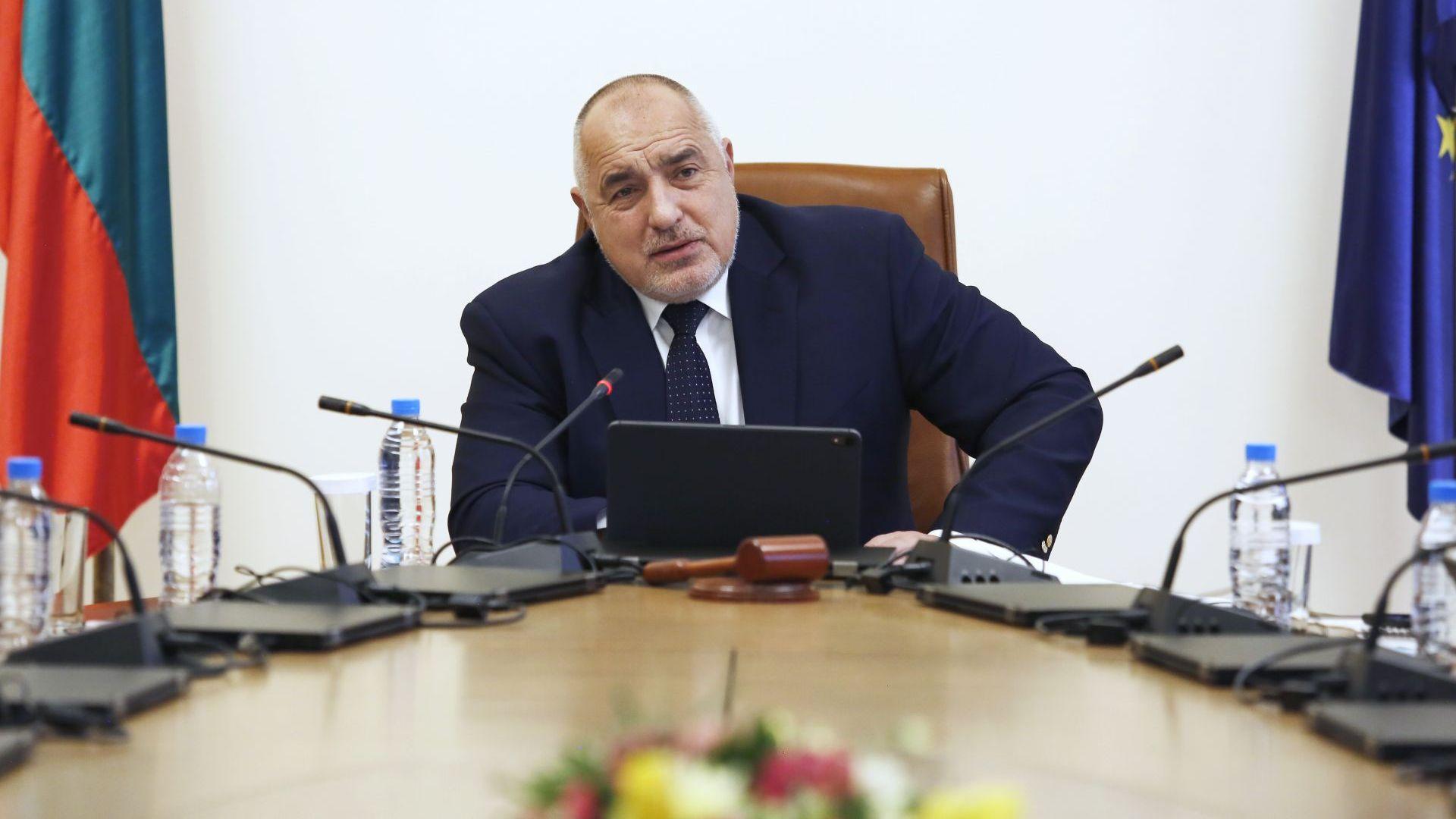 Бойко Борисов: Заведенията ще отворят, ако броят на заболелите не се увеличи много