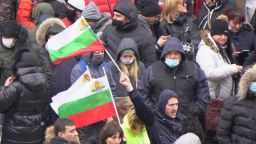 """""""Марш към свободата"""" пред МС - протест на собственици и персонал в затворените заведения"""
