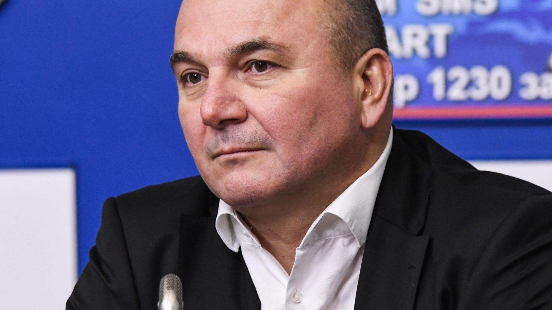 Любомир Дацов за актуализация на бюджета: Гаси се пожар с бензин