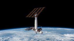Частна компания планира да построи собствена космическа станция