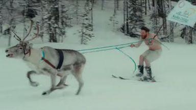 Снежно градче в Лапландия пожела лятната Олимпиада, за да отправи послание към света