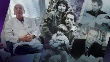 Доц. Мангъров на 65 г. - неосъщественият канадски тираджия