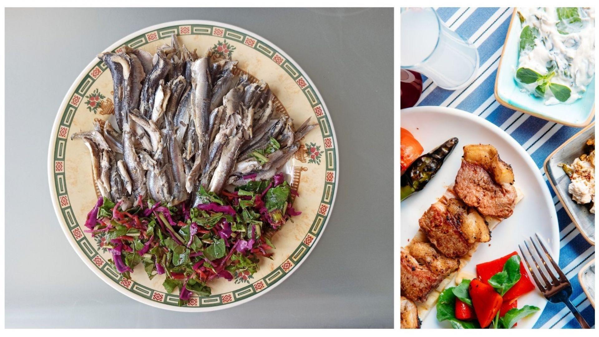 На пристанището в град Калкан (на Ликийското крайбрежие) има добри рибни ресторантчета и освежаващ бриз по залез.