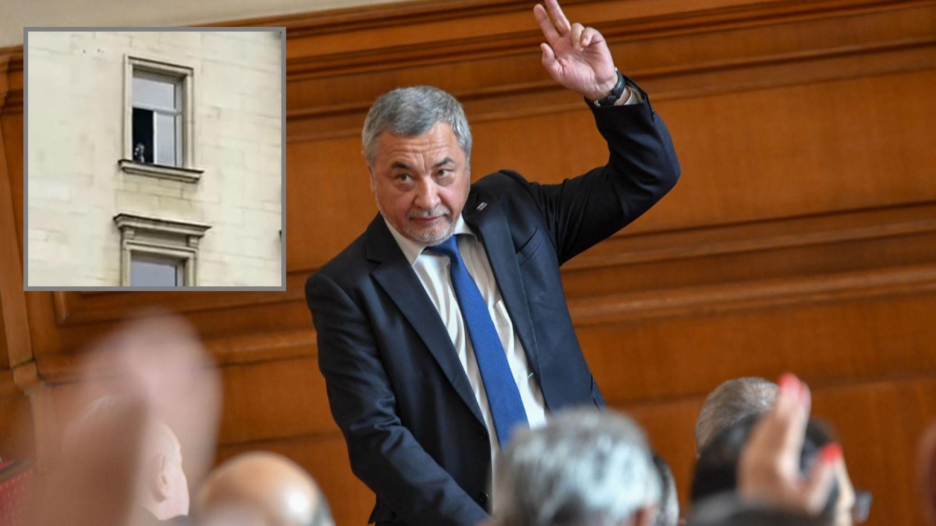 Валери Симеонов отговори на обвиненията: Фейк нюз